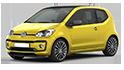 Repro podložky MDF pro vozy Volkswagen UP