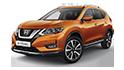 Redukční rámečky k autorádiím pro Nissan X-Trail (T31)