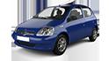 Redukční rámečky k autorádiím pro Toyota Yaris I