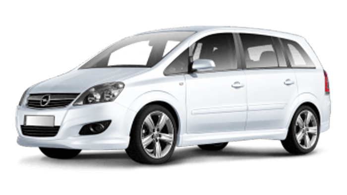 Redukční rámečky k autorádiím pro Opel Zafira