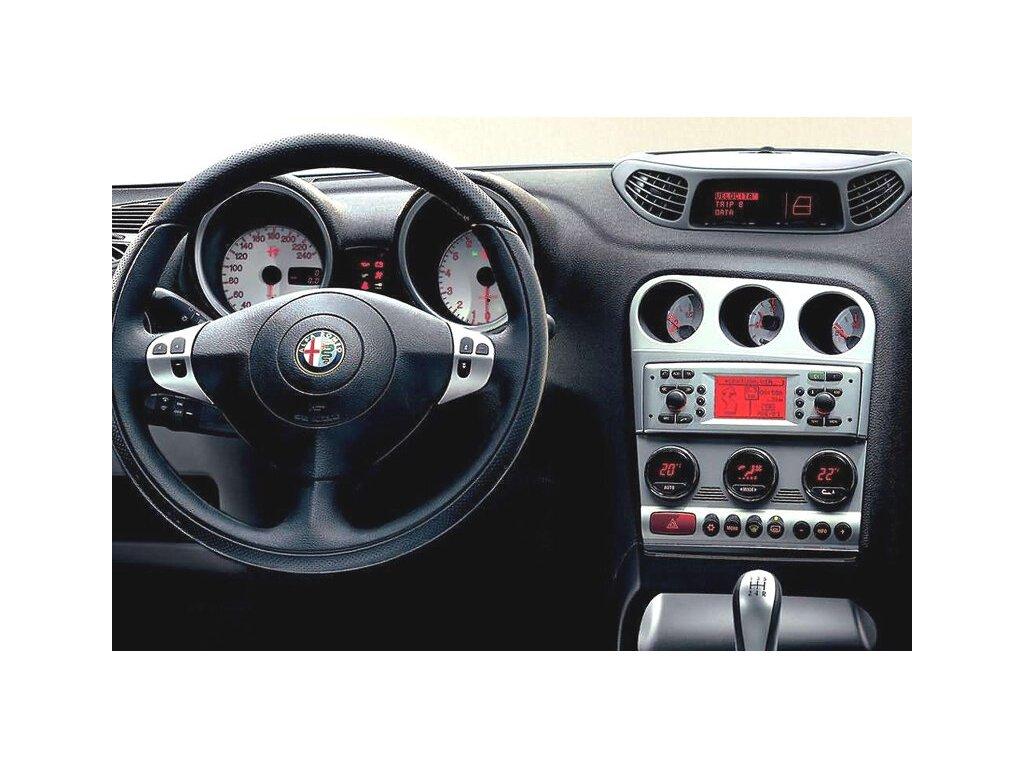 Redukční rámeček 1din pro Alfa Romeo