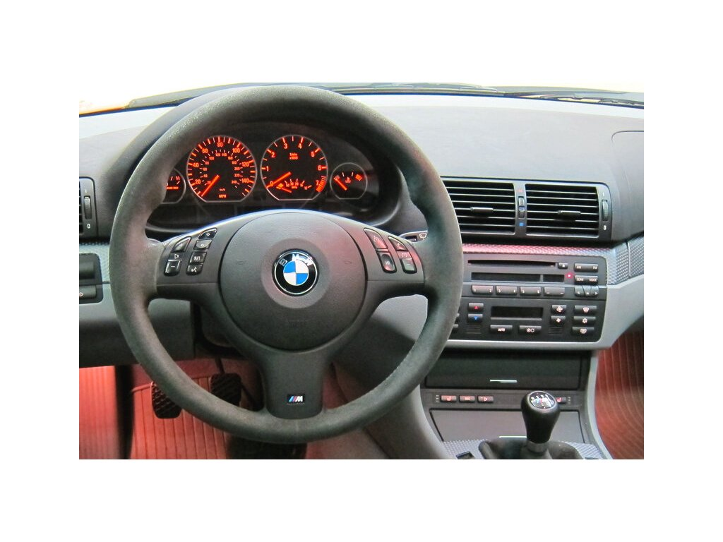 Redukční rámeček 1din pro BMW