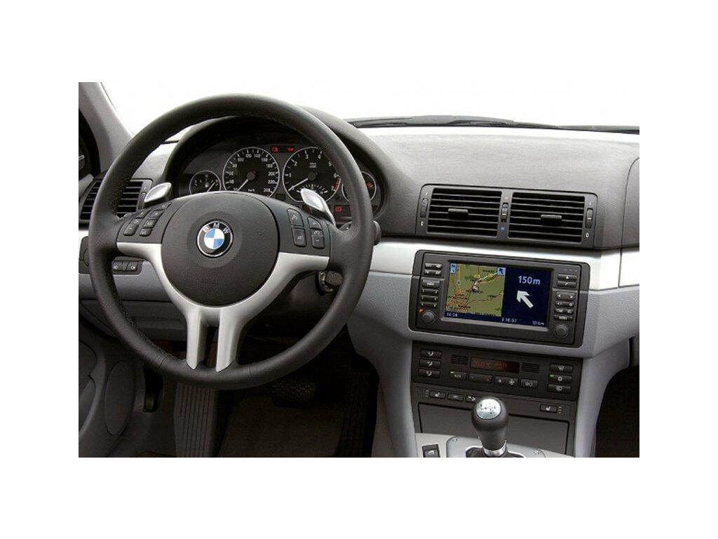 Redukční rámeček 2din pro BMW