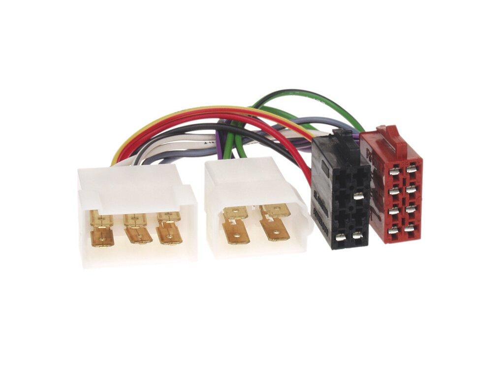 ISO adaptér pro Fiat