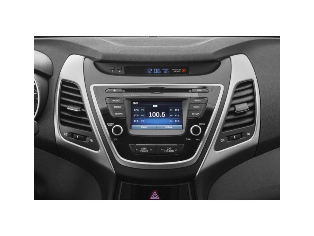 Redukční rámeček 2din pro Hyundai Elantra