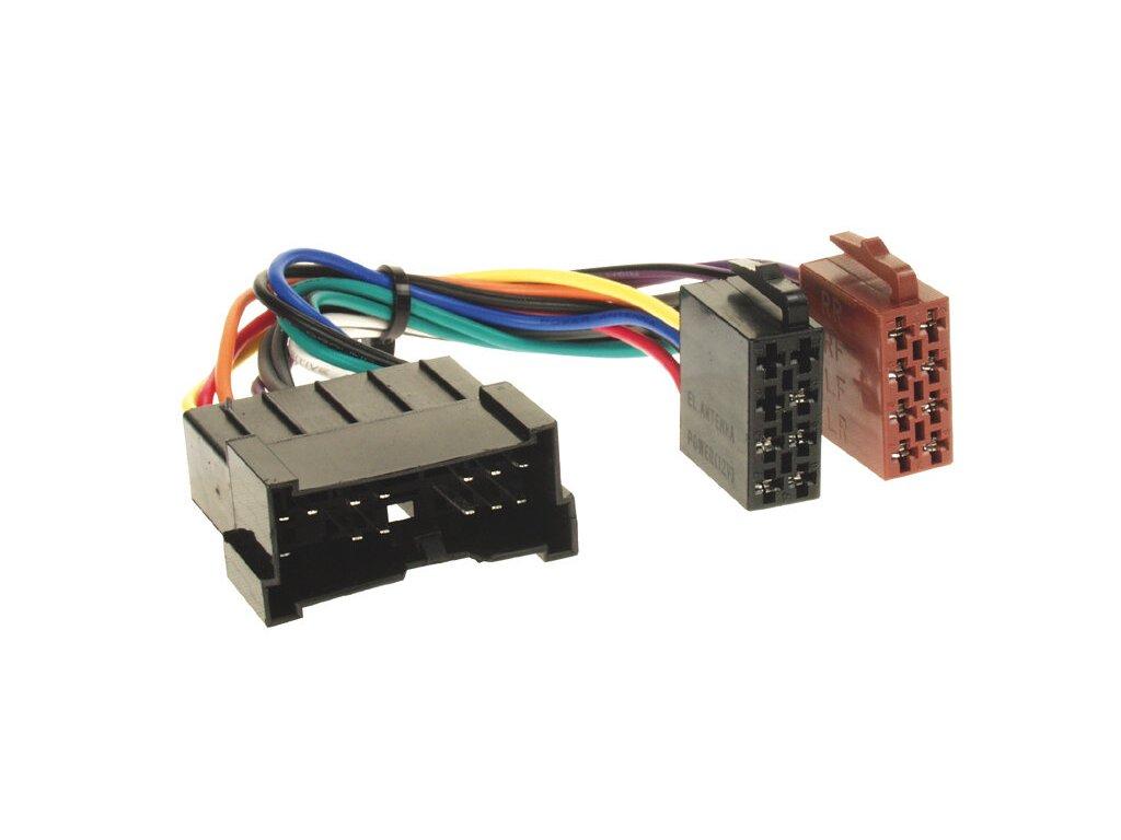 ISO adaptér pro Hyundai / Kia