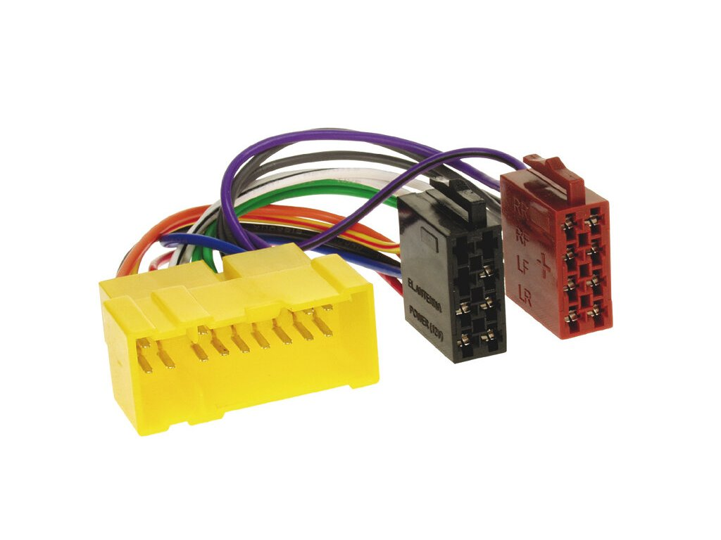 ISO adaptér pro Nissan
