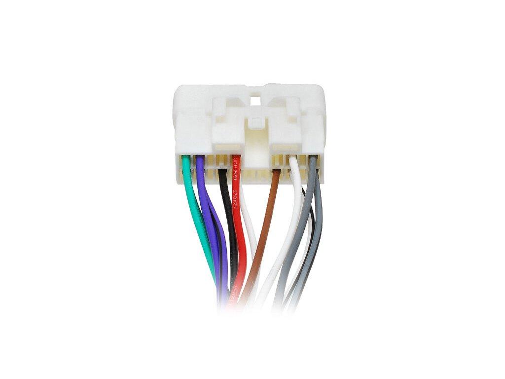 ISO adaptér pro Opel / Isuzu