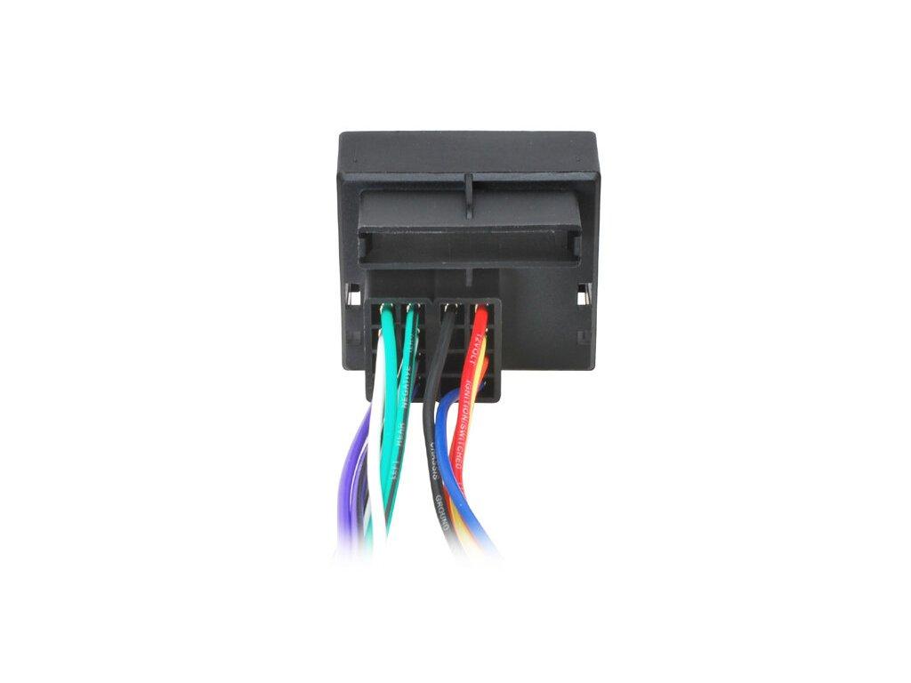 ISO adaptér pro Renault