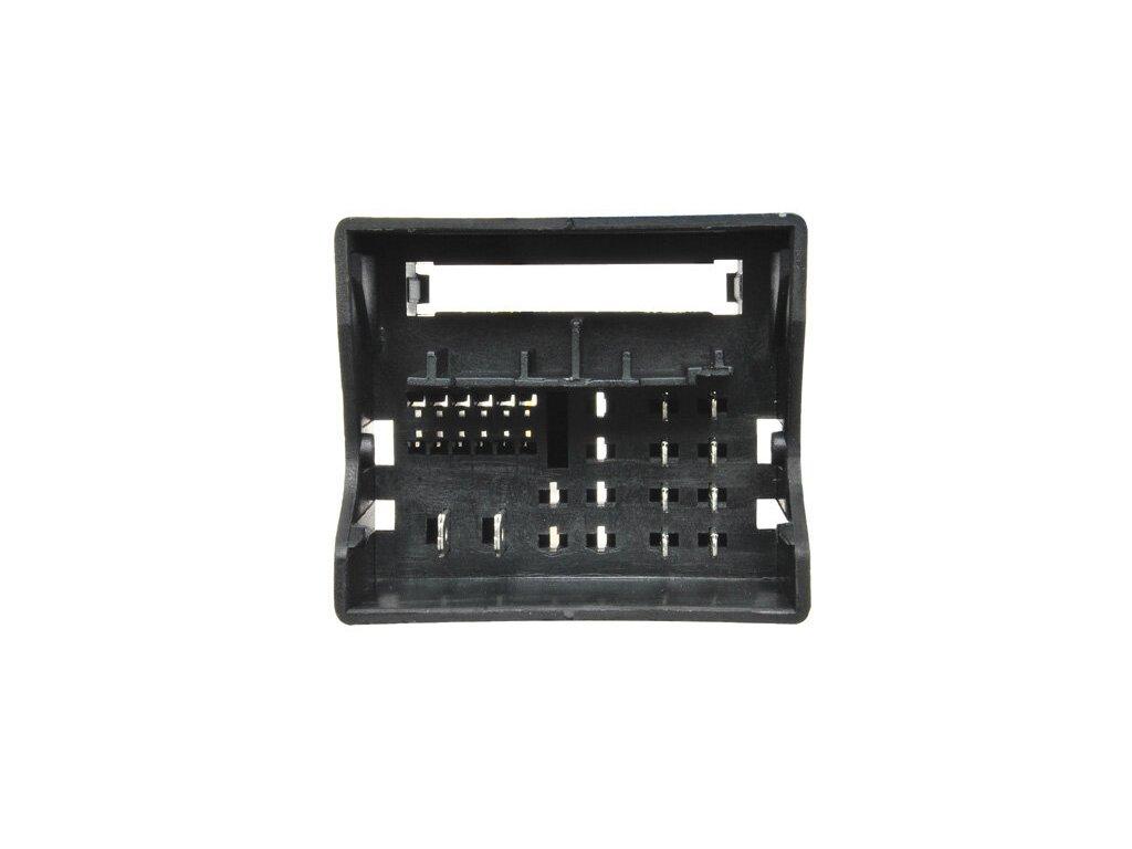 ISO adaptér pro Audi / Seat / Škoda / VW