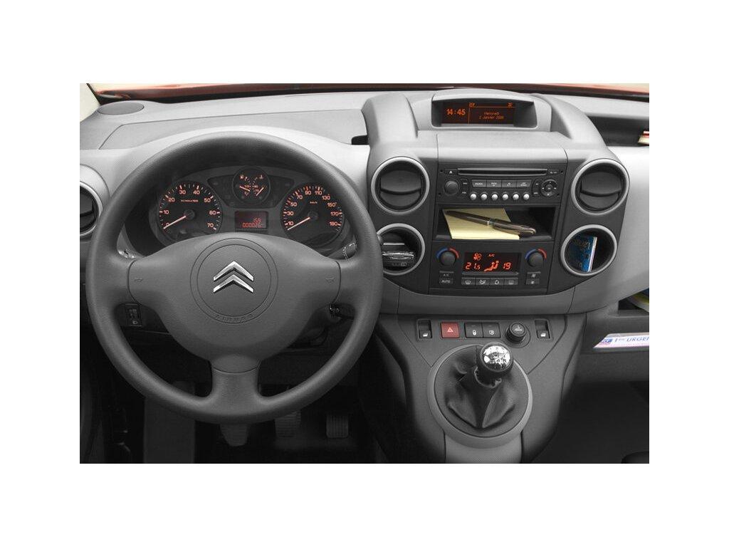 Rámeček autorádia 2DIN Peugeot / Citroen / Fiat