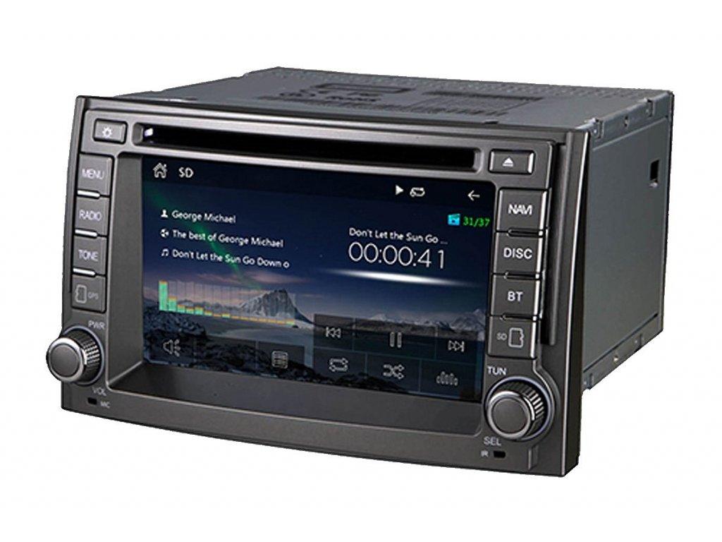 Autorádio Geborn Hyundai H1