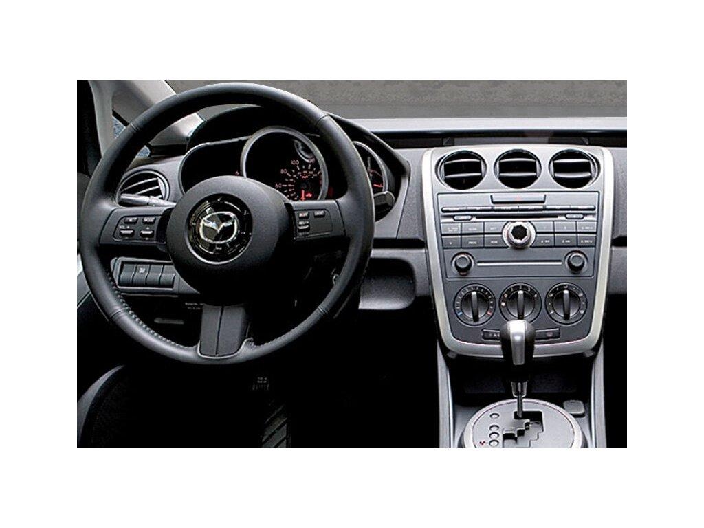 Rámeček autorádia 1DIN / 2DIN - Mazda CX-7