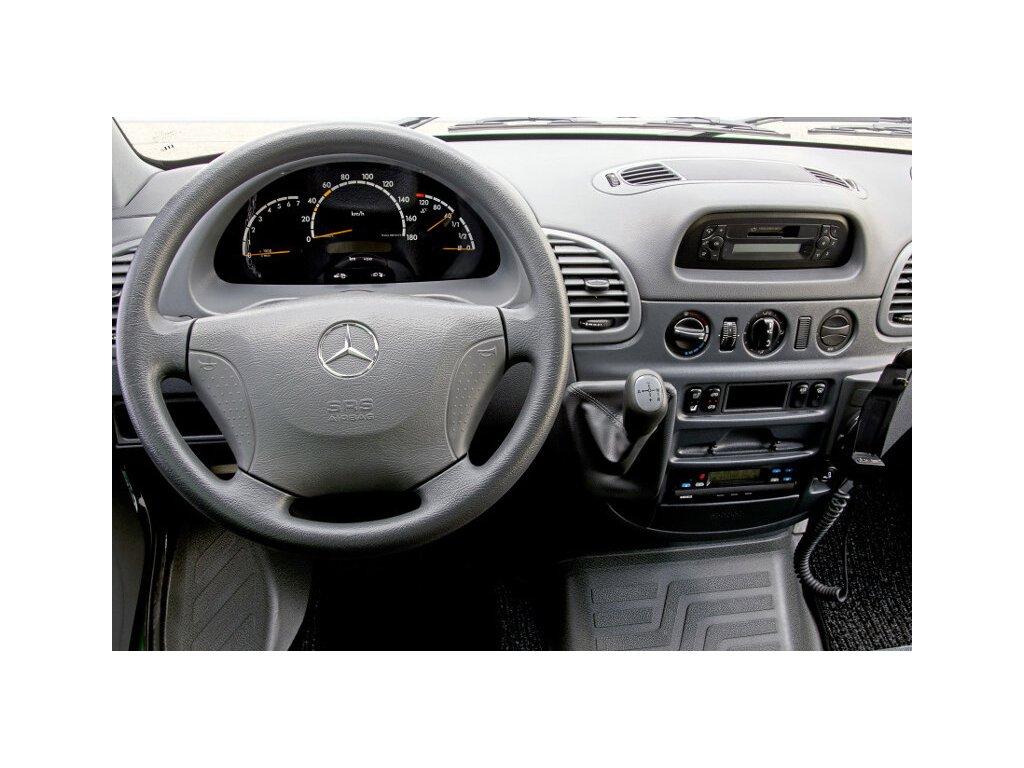 Rámeček autorádia 1DIN - Mercedes Sprinter UNI2