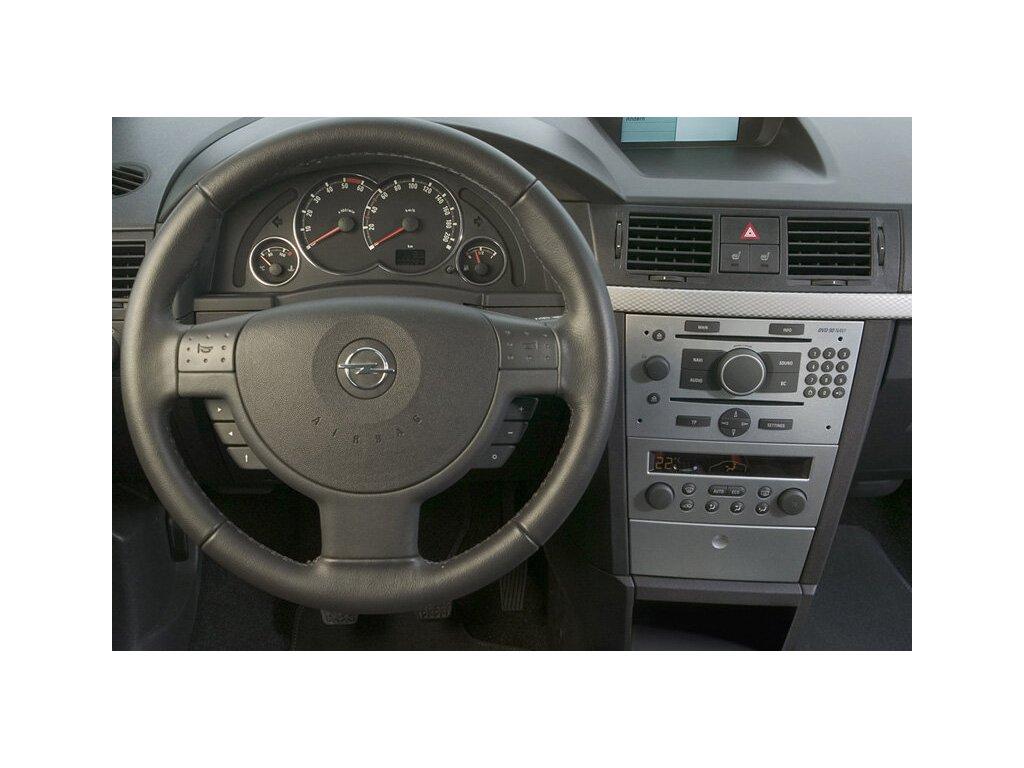 Rámeček autorádia 1DIN - Opel UNI2