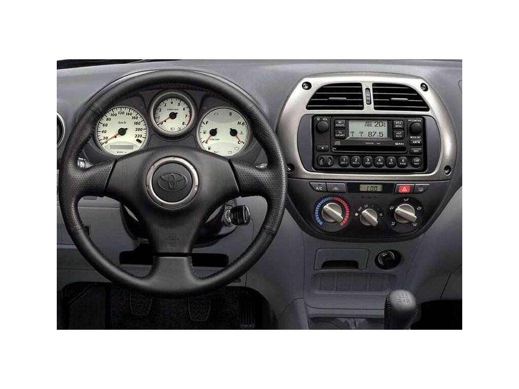 Rámeček autorádia 1DIN - Toyota UNI2