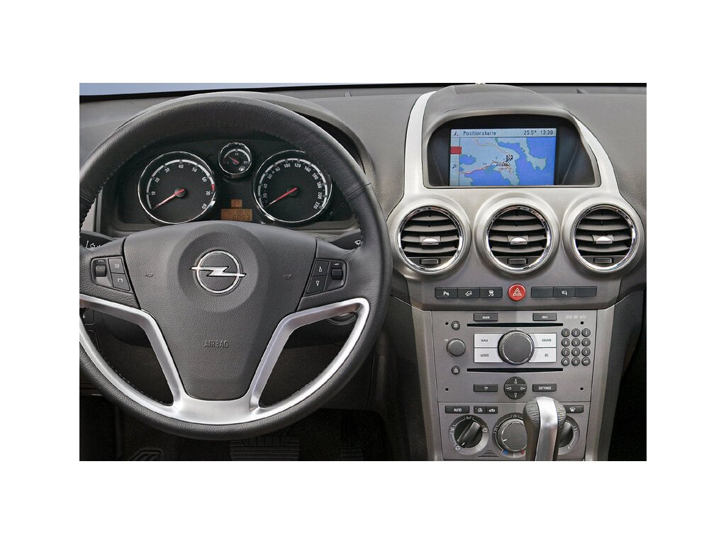 Rámeček autorádia 2DIN - Opel UNI2