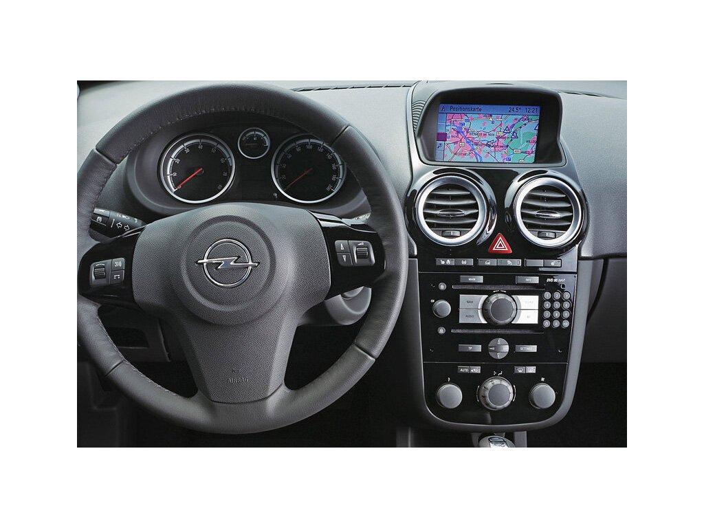 Rámeček autorádia 1DIN - Opel Astra UNI2