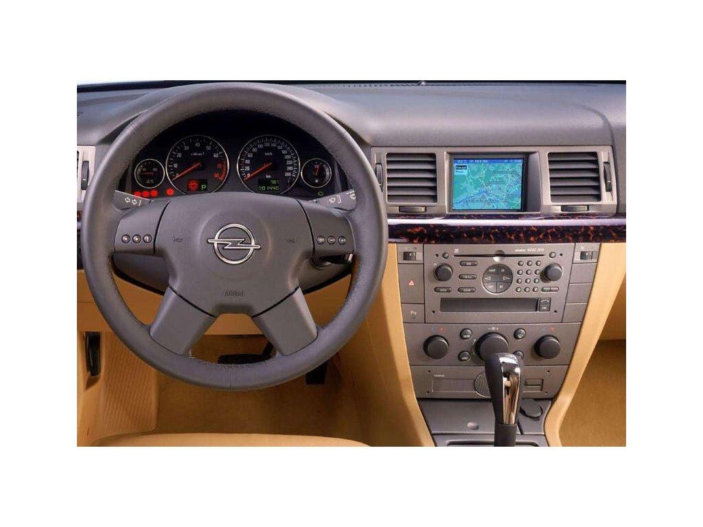 Rámeček autorádia 1DIN - Opel Signum, Vectra C UNI2