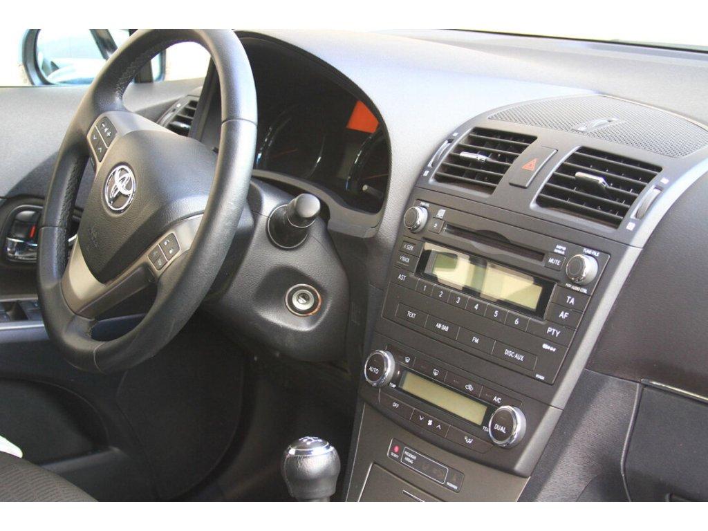 Rámeček autorádia 2DIN - Toyota Avensis UNI2