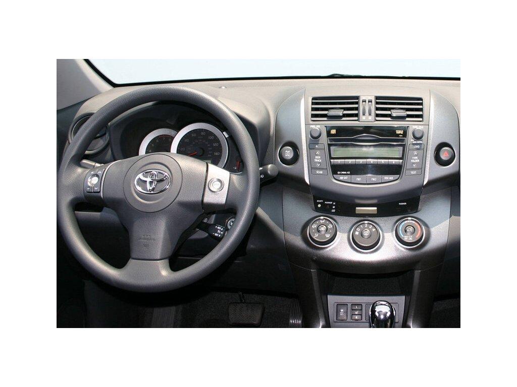 Rámeček autorádia 1DIN / 2DIN - Toyota Rav4 UNI2