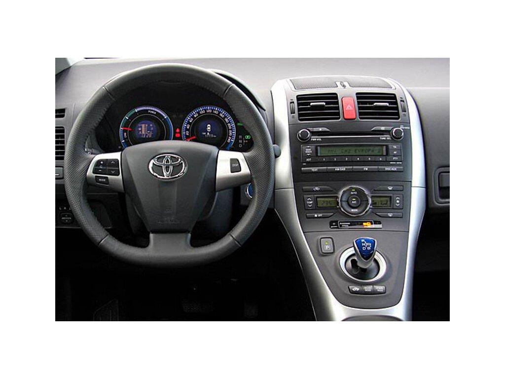 Rámeček autorádia 1DIN / 2DIN - Toyota Auris I. UNI2