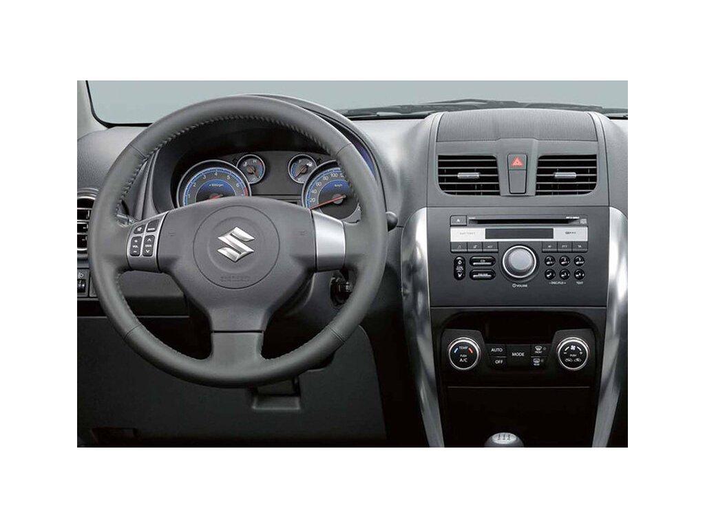 Rámeček autorádia 1DIN / 2DIN - Fiat / Suzuki UNI2