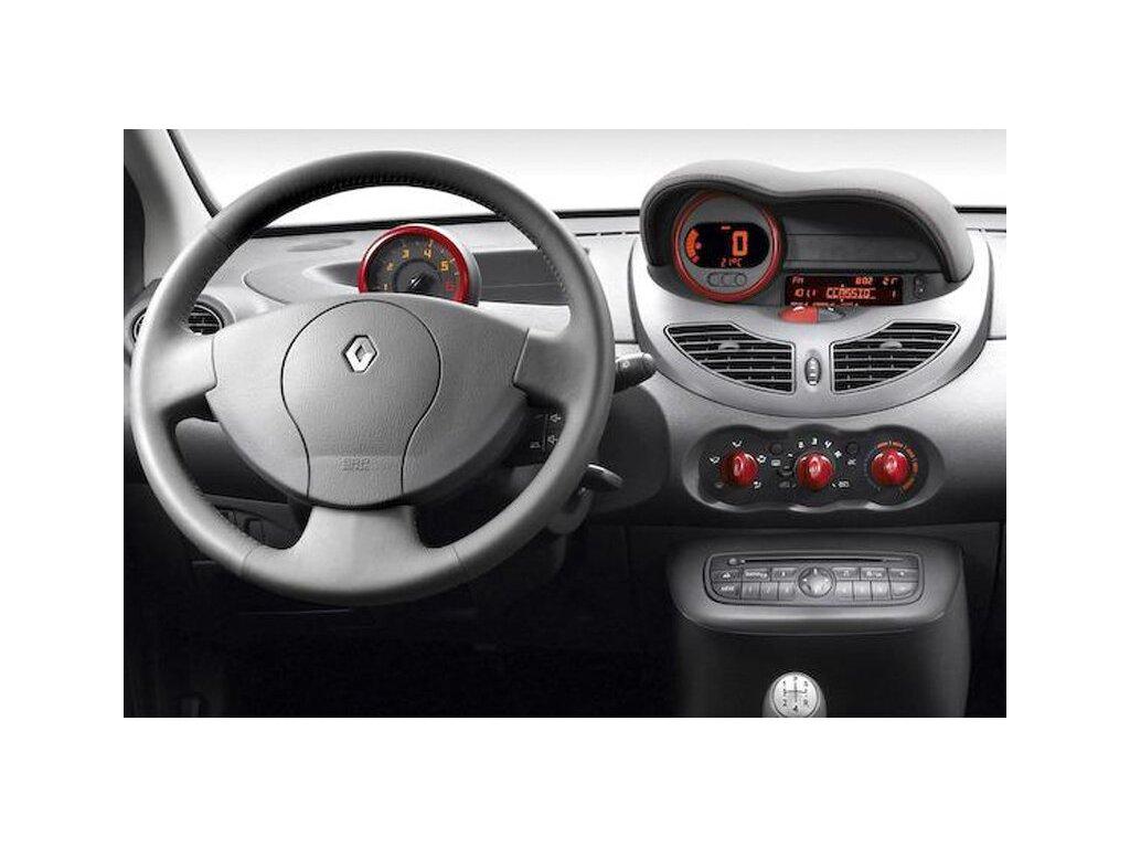 Rámeček autorádia 1DIN - Renault Twingo II, Wind UNI2