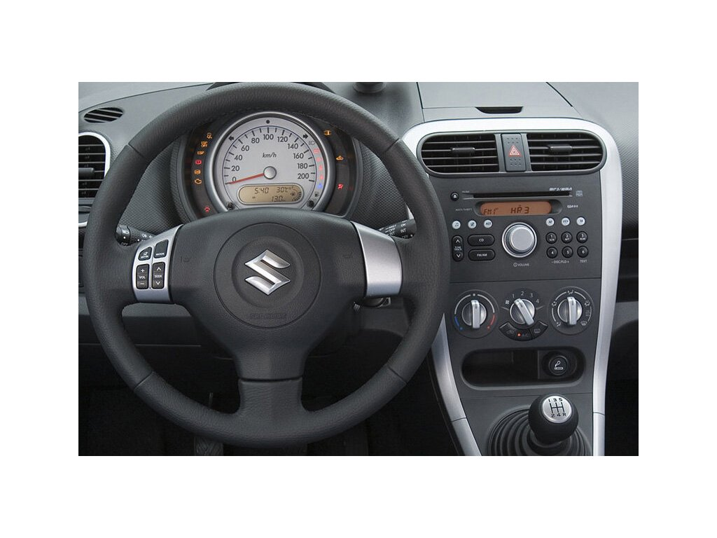 Rámeček autorádia 1DIN / 2DIN - Opel Agila / Suzuki Splash UNI2