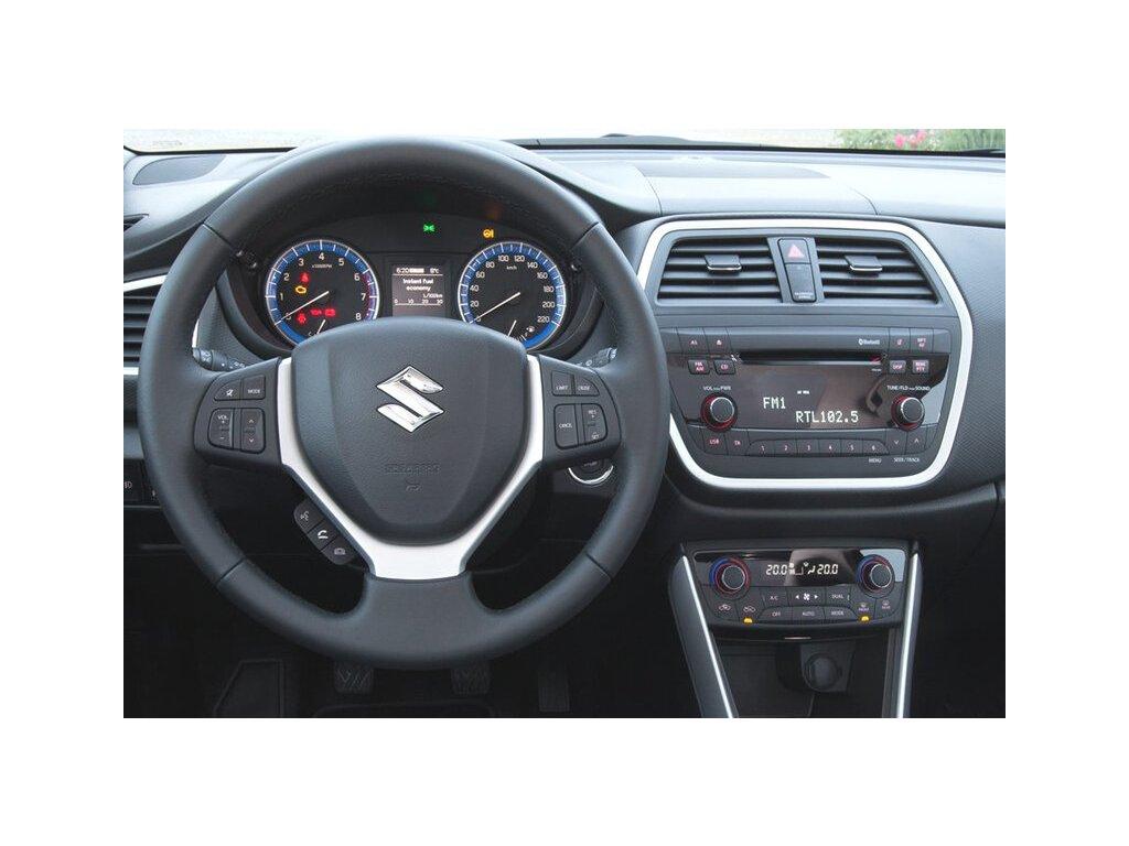 Rámeček autorádia 2DIN - Suzuki SX4 S-Cross UNI2