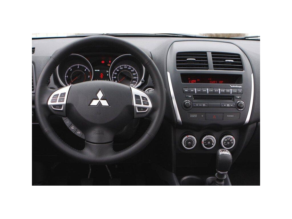 Rámeček autorádia 2DIN - Mitsubishi ASX, Outlander Sport UNI2