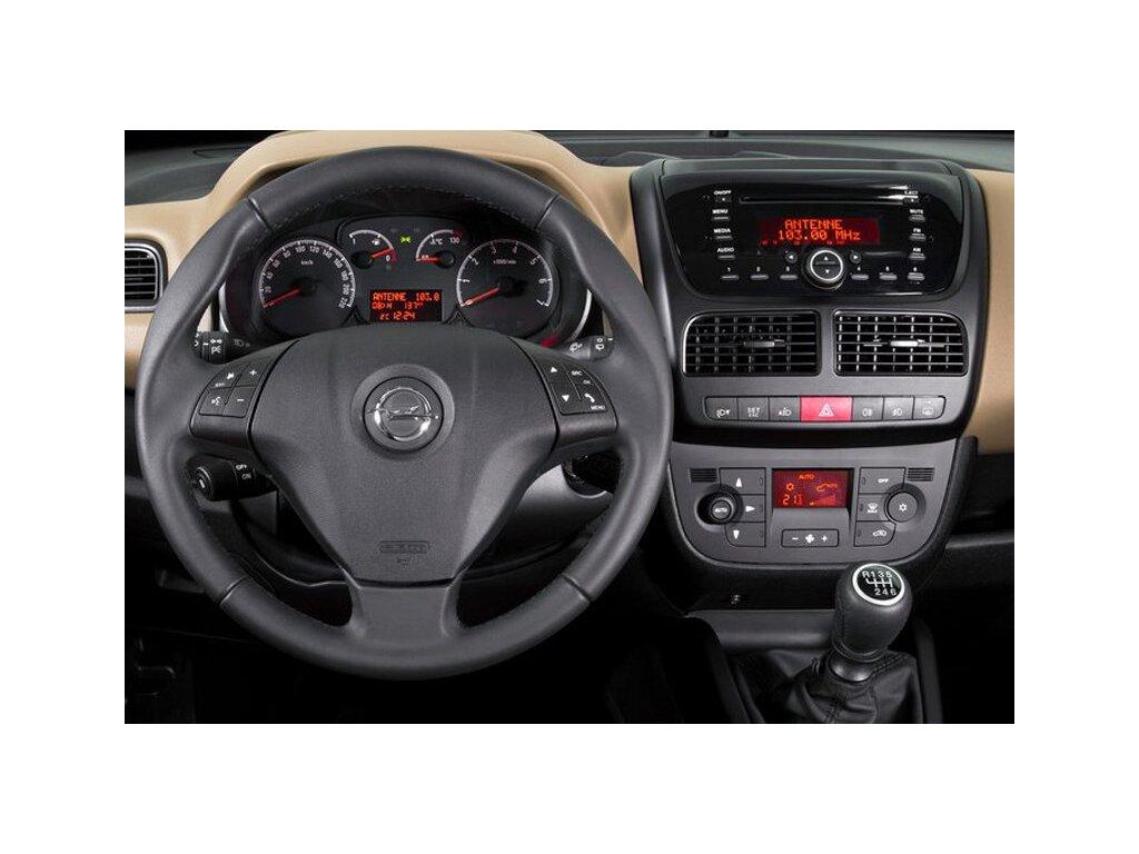 Rámeček autorádia 1DIN - Fiat Doblo / Opel Combo