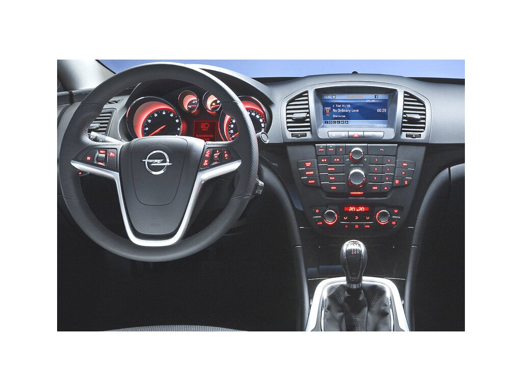 Rámeček autorádia 2DIN - Opel Insignia UNI2