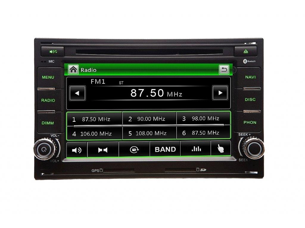 105925 10 autoradio geborn gb410bk