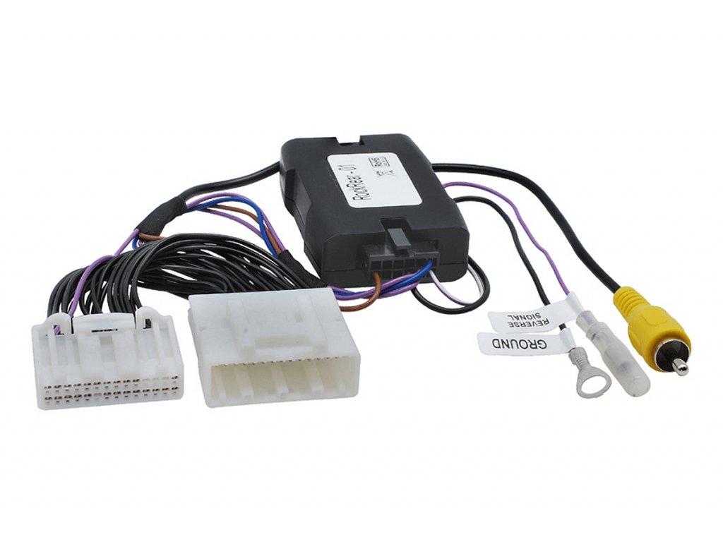 106879 2 adapter pro oem parkovaci kameru subaru