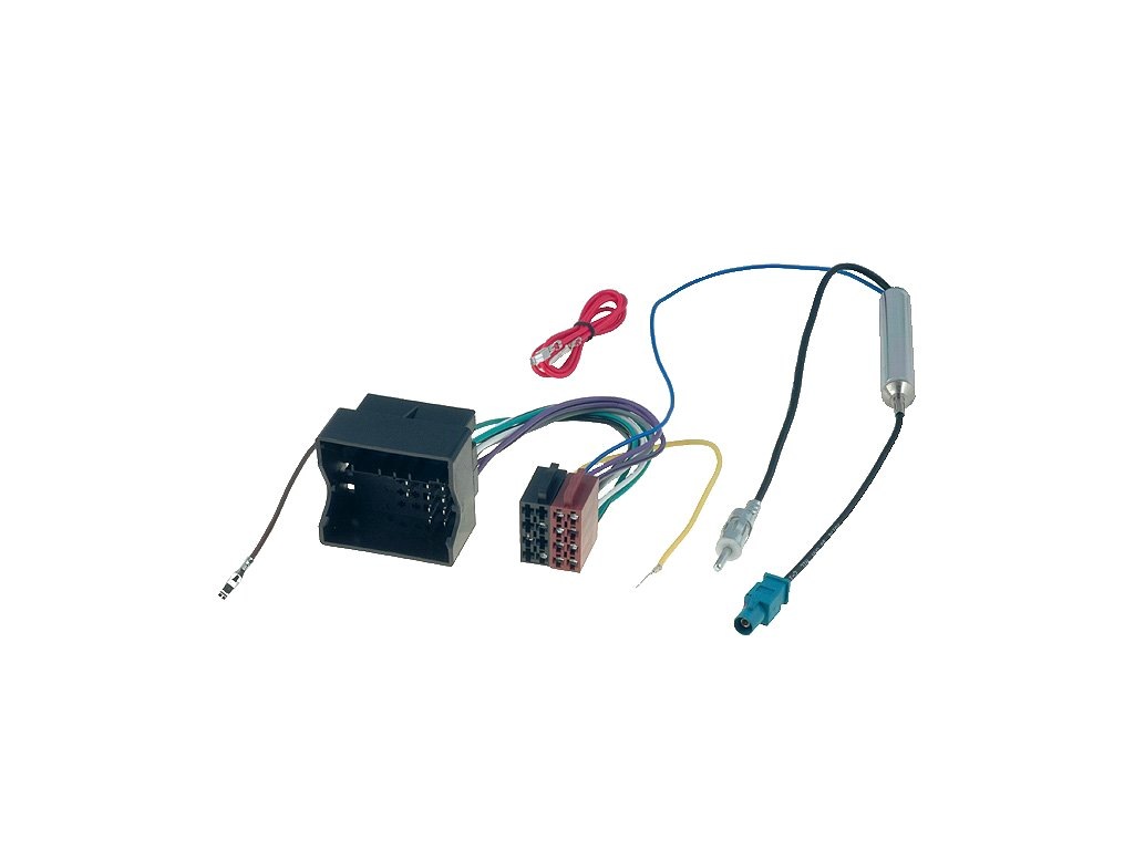 113301 most konektor iso konektor fakra antenni adapter