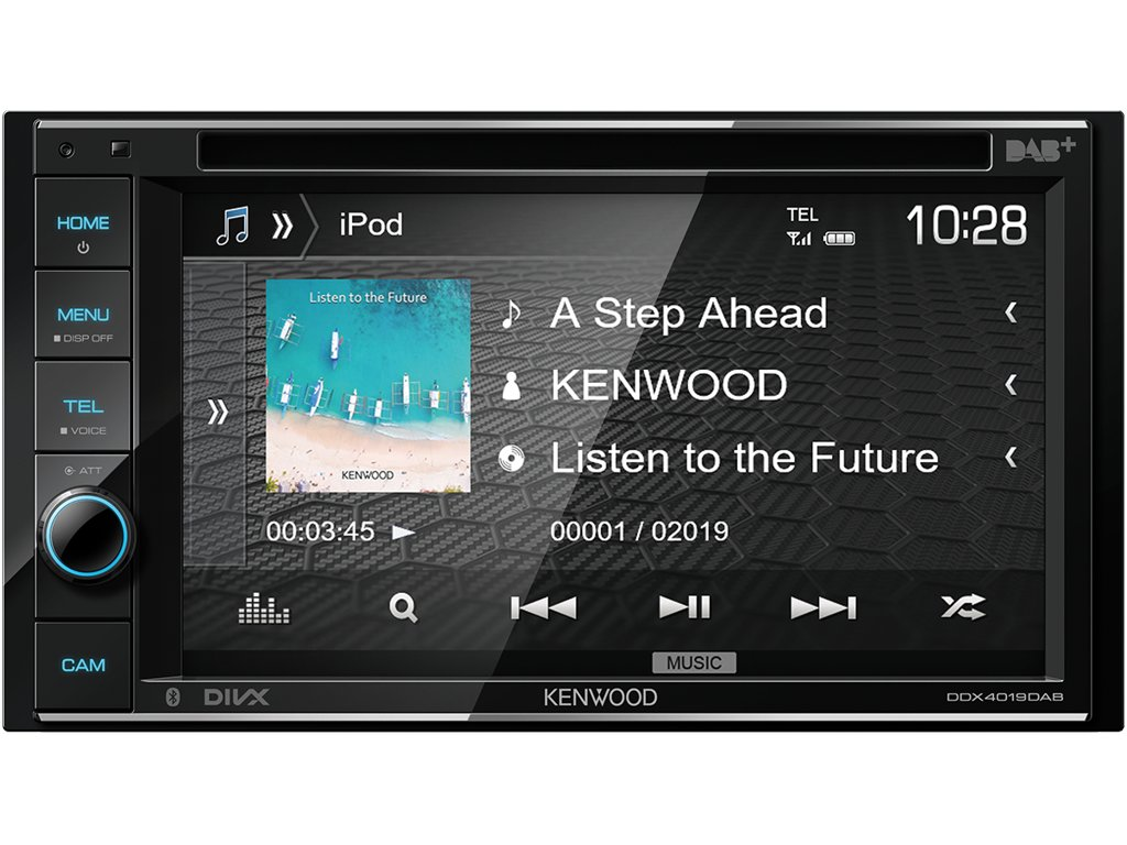 120350 2 autoradio kenwood ddx 4019dab