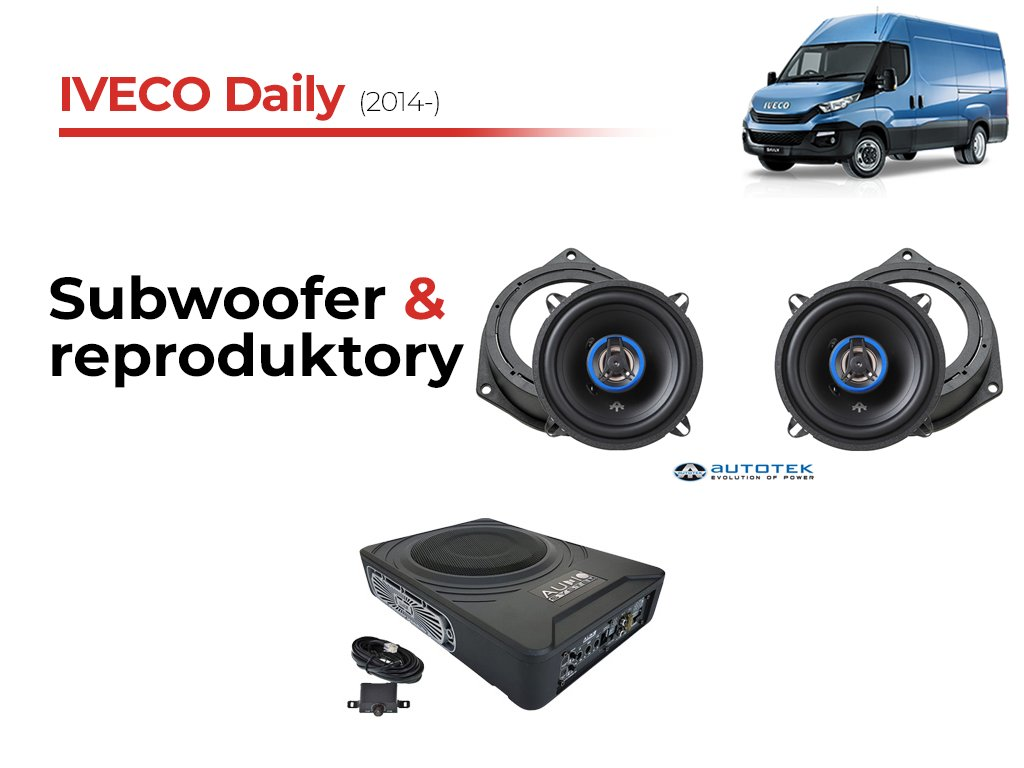 Iveco Daily atk komplet