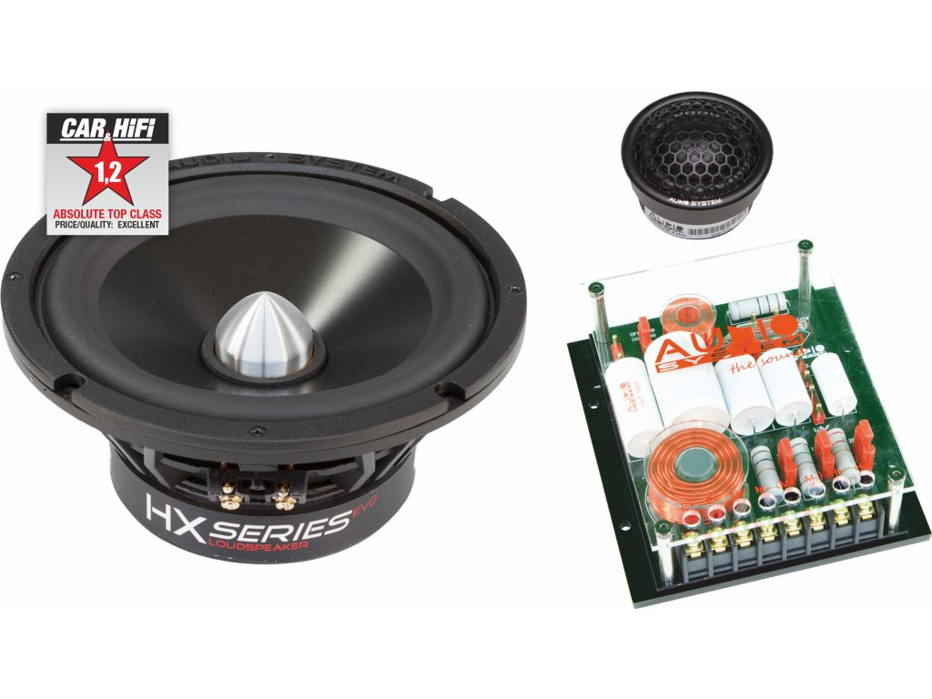 HX 165 PHASE EVO 2 mT