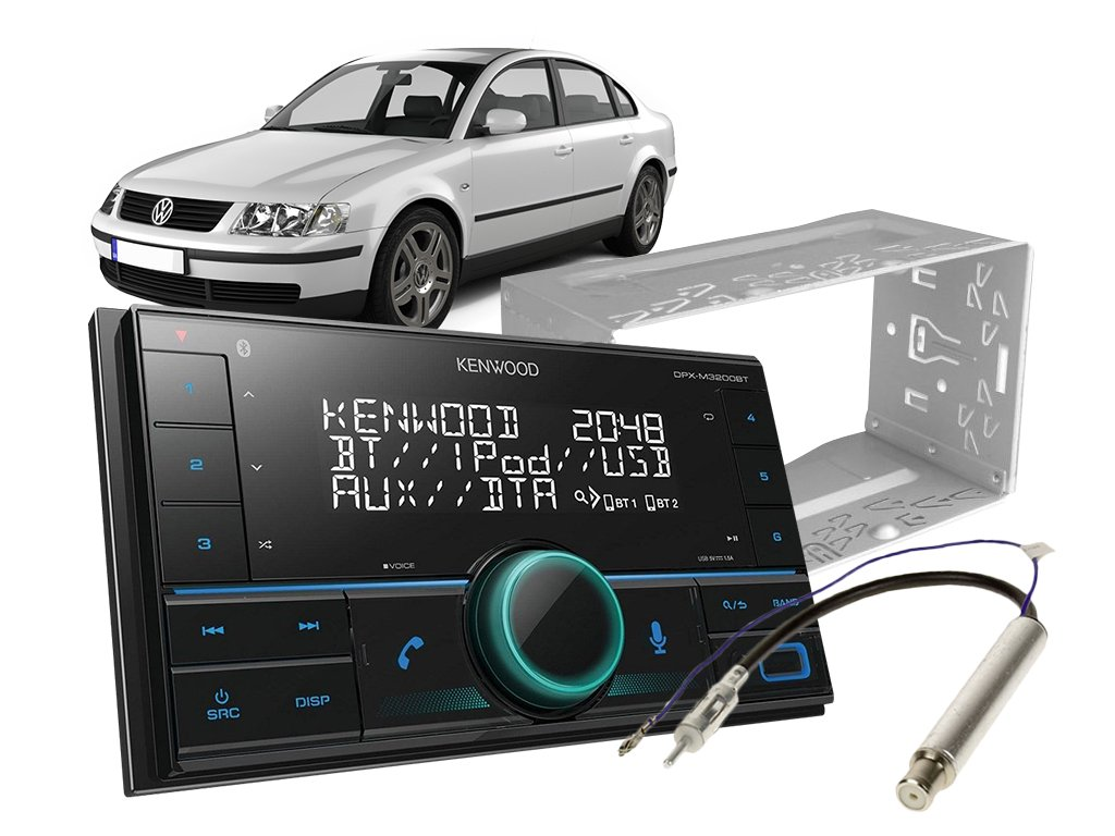 autoradio kenwood set passat B5