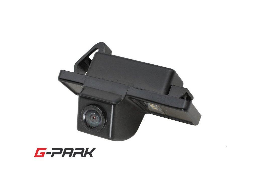 CCD parkovaci kamera Nissan Qashqai X Trail 9