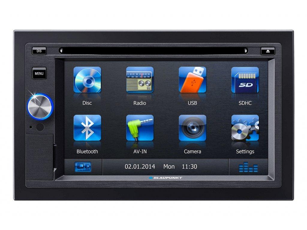 98797 7 autoradio blaupunkt sandiego 530 world