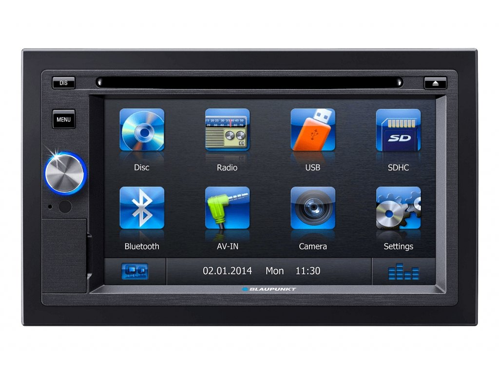 98797 7 autoradio blaupunkt sandiego 530 world