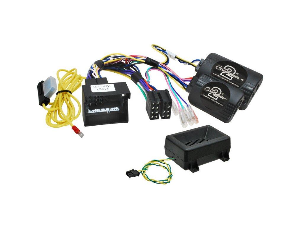 99301 adapter pro ovladani na volantu bmw s oem parkovacimi cidly