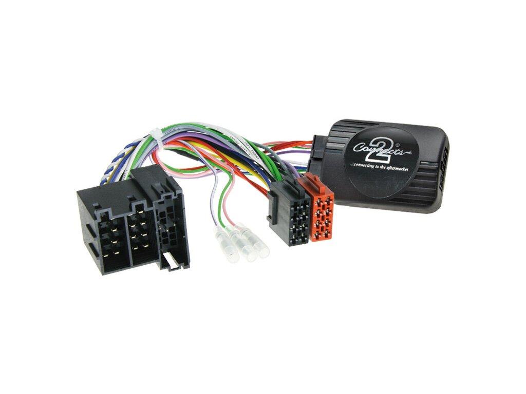 Adaptér pro ovládání na volantu Fiat Ducato / Citroen Jumper / Peugeot Boxer