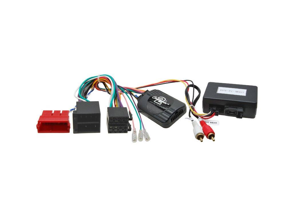 Adaptér pro ovládání na volantu Porsche Cayenne I. (02-07)