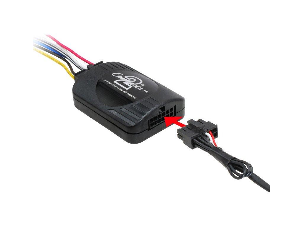 Adaptér pro ovládání na volantu Toyota (11->)