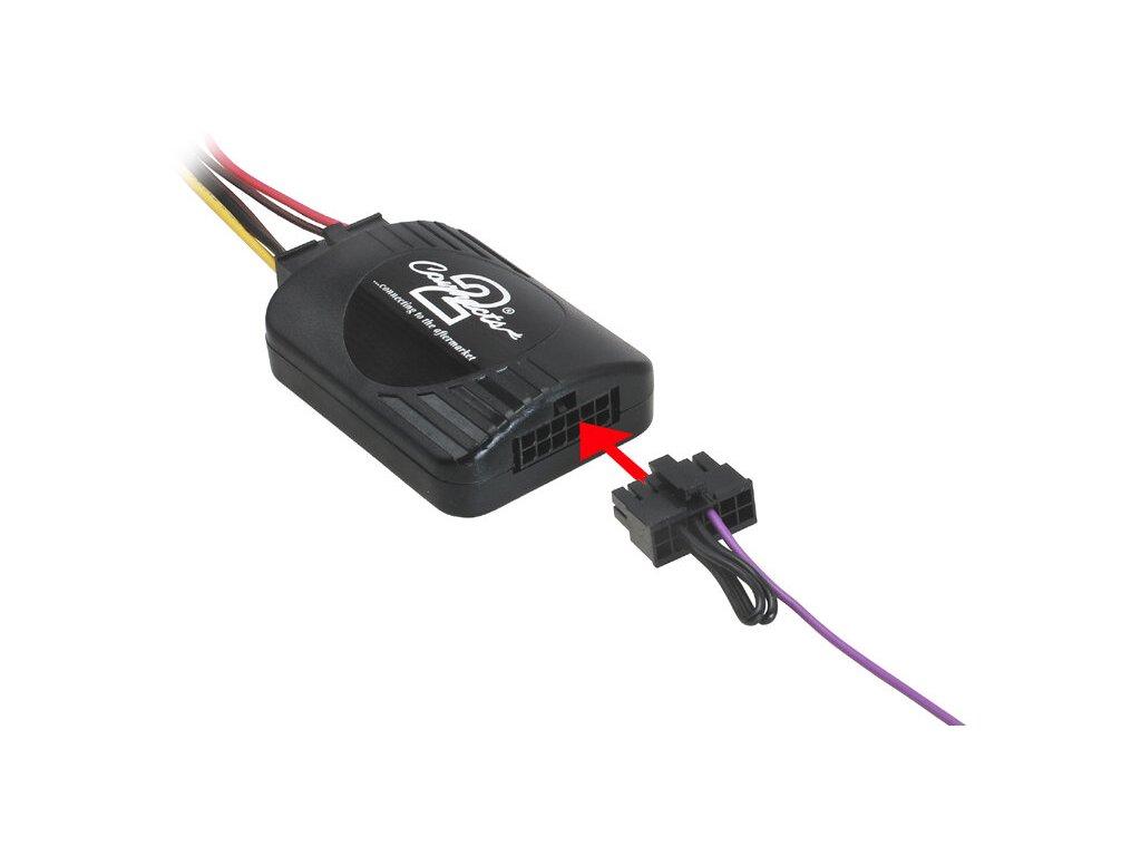 Adaptér pro ovládání na volantu pro Zenec