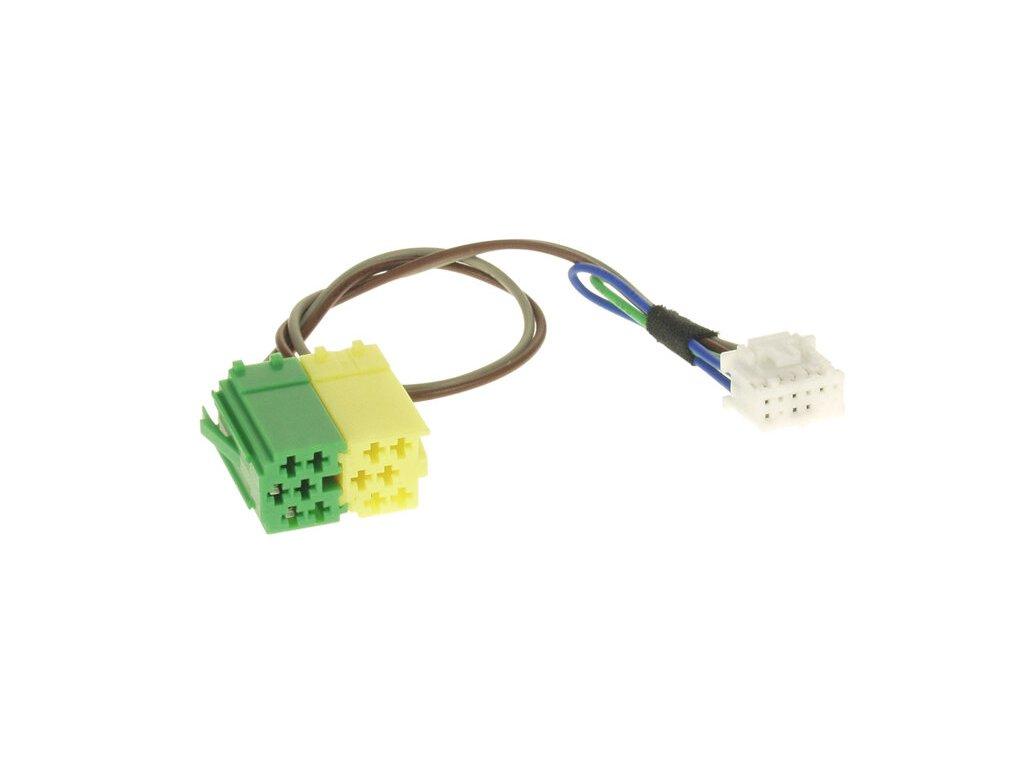 Adaptér pro ovládání na volantu pro Blaupunkt