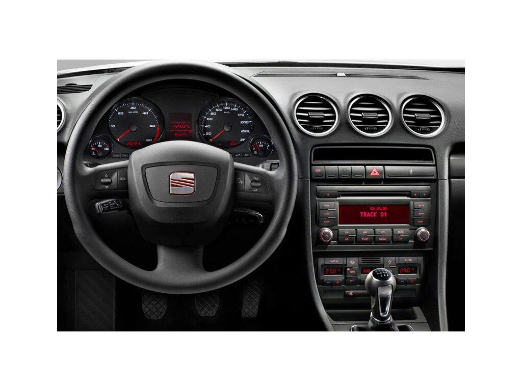 Redukční rámeček 1DIN / 2DIN pro Audi A4 / Seat Exeo